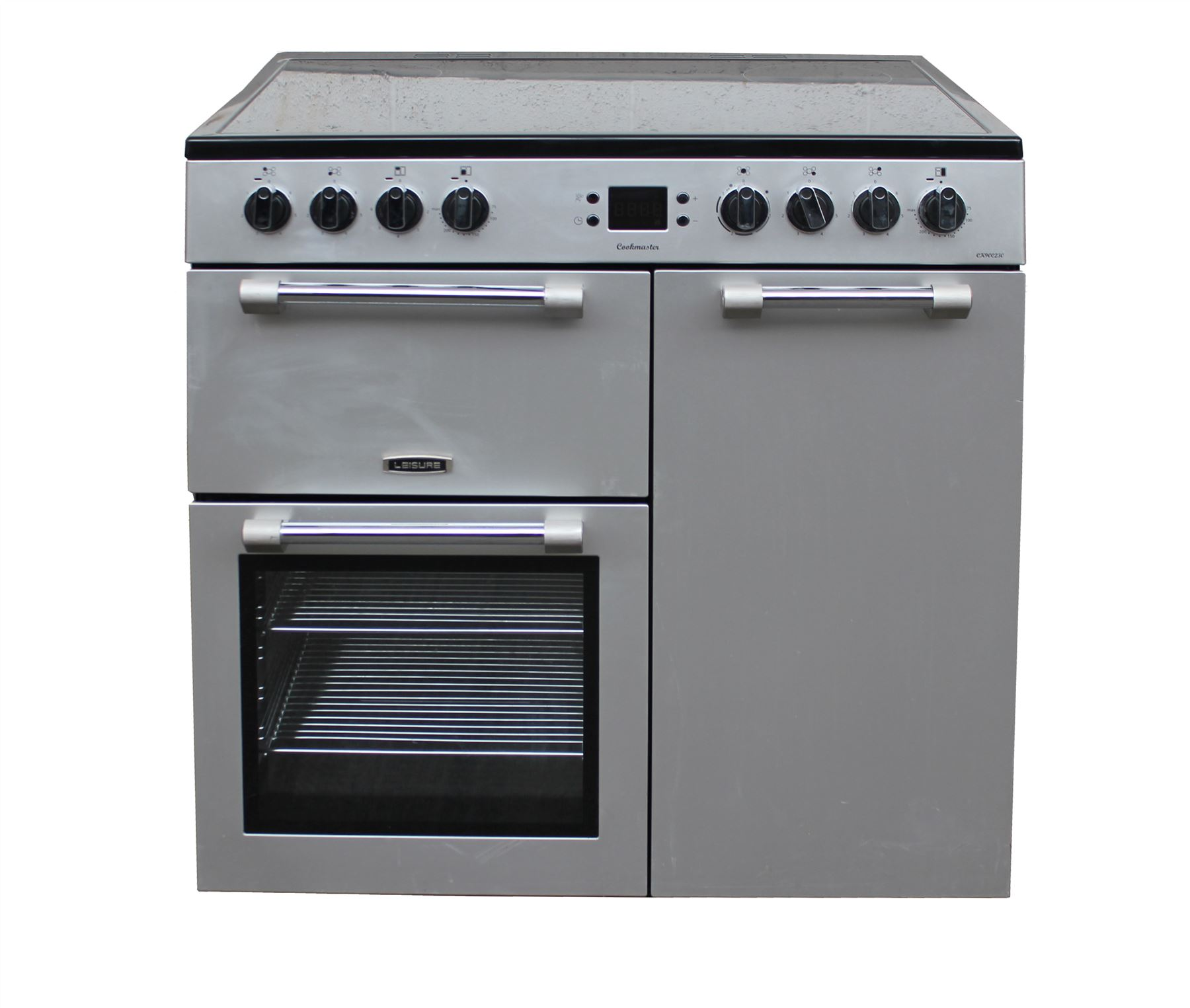 Leisure Cookmaster Ck90c230s Electric Range Cooker 90cm