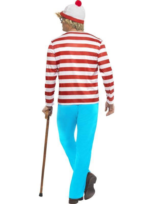 MENS-LICENSED-WHERES-WALLY-COSTUME-FANCY-DRESS-OUTFIT-RED-WHITE-JUMPER