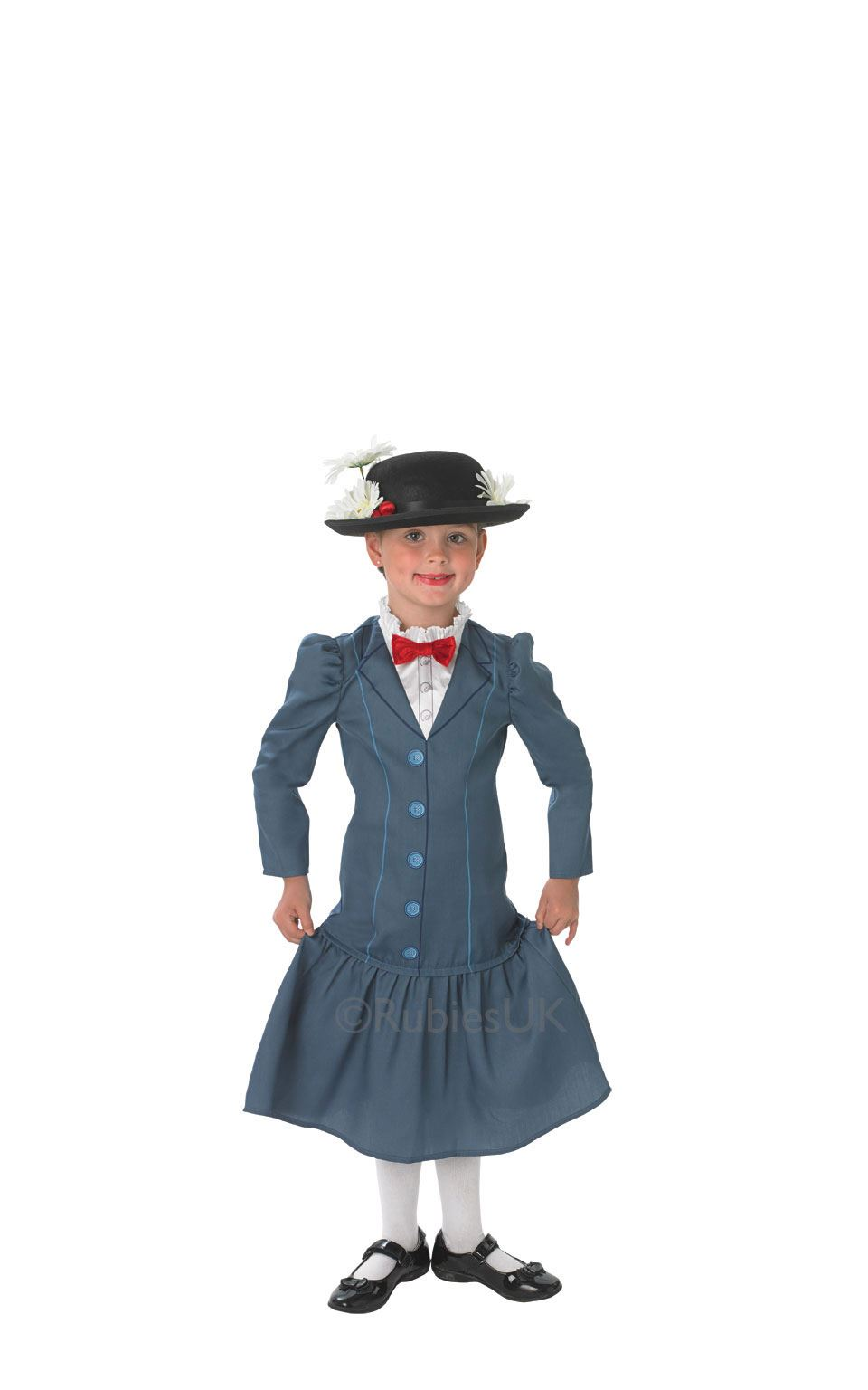 m dchen mary poppins viktorianisch nanny kost m edwardianisch disney outfit ebay. Black Bedroom Furniture Sets. Home Design Ideas