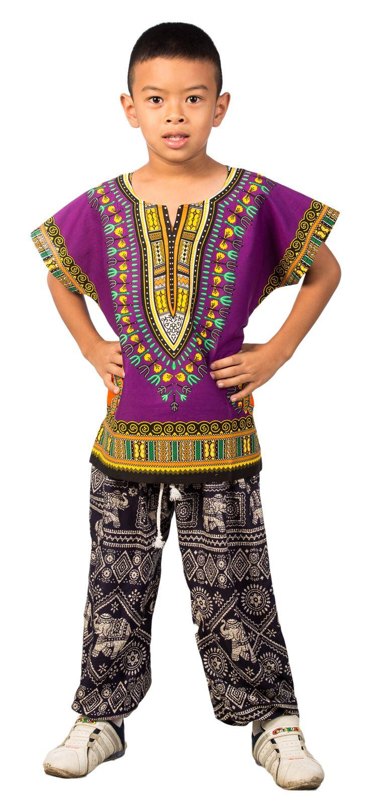 ac791b62c6 African Hippie Dashiki Shirt