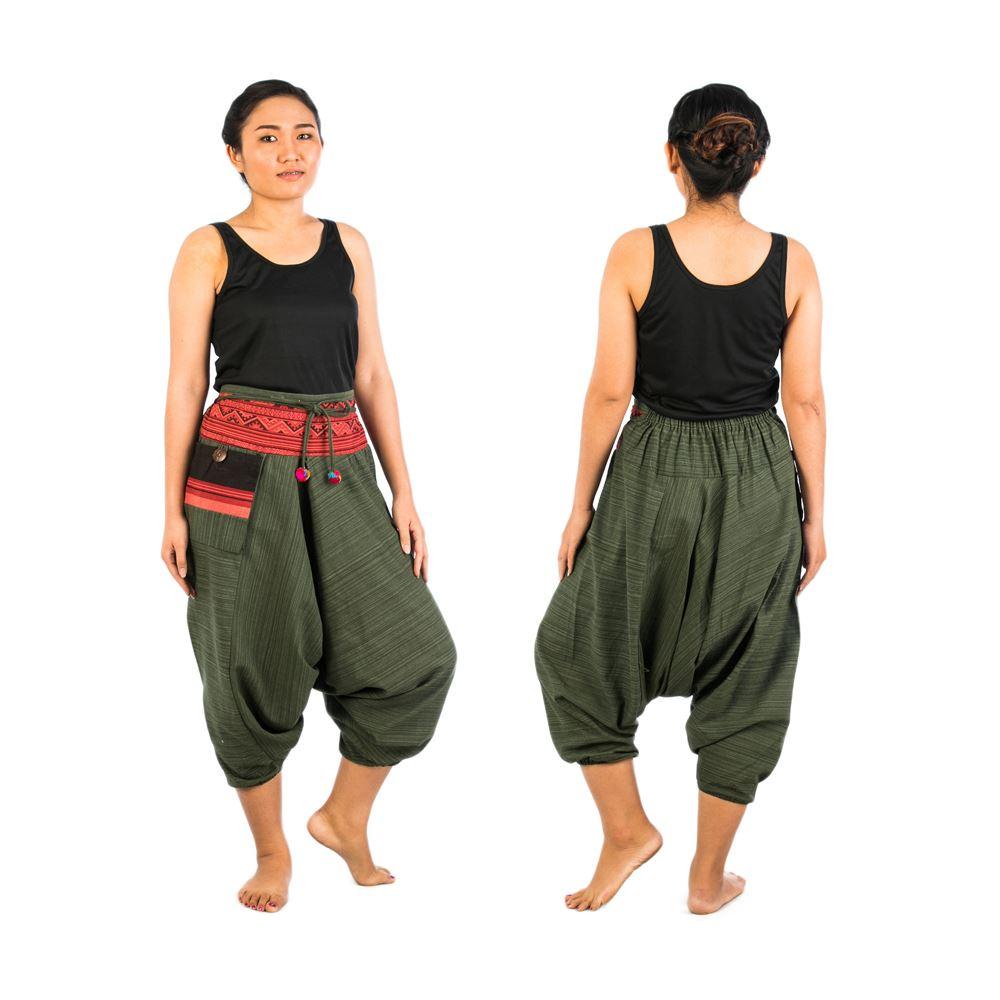 Gypsy Hippie Aladdin Hmong Genie Hammer Baggy Men Women ...