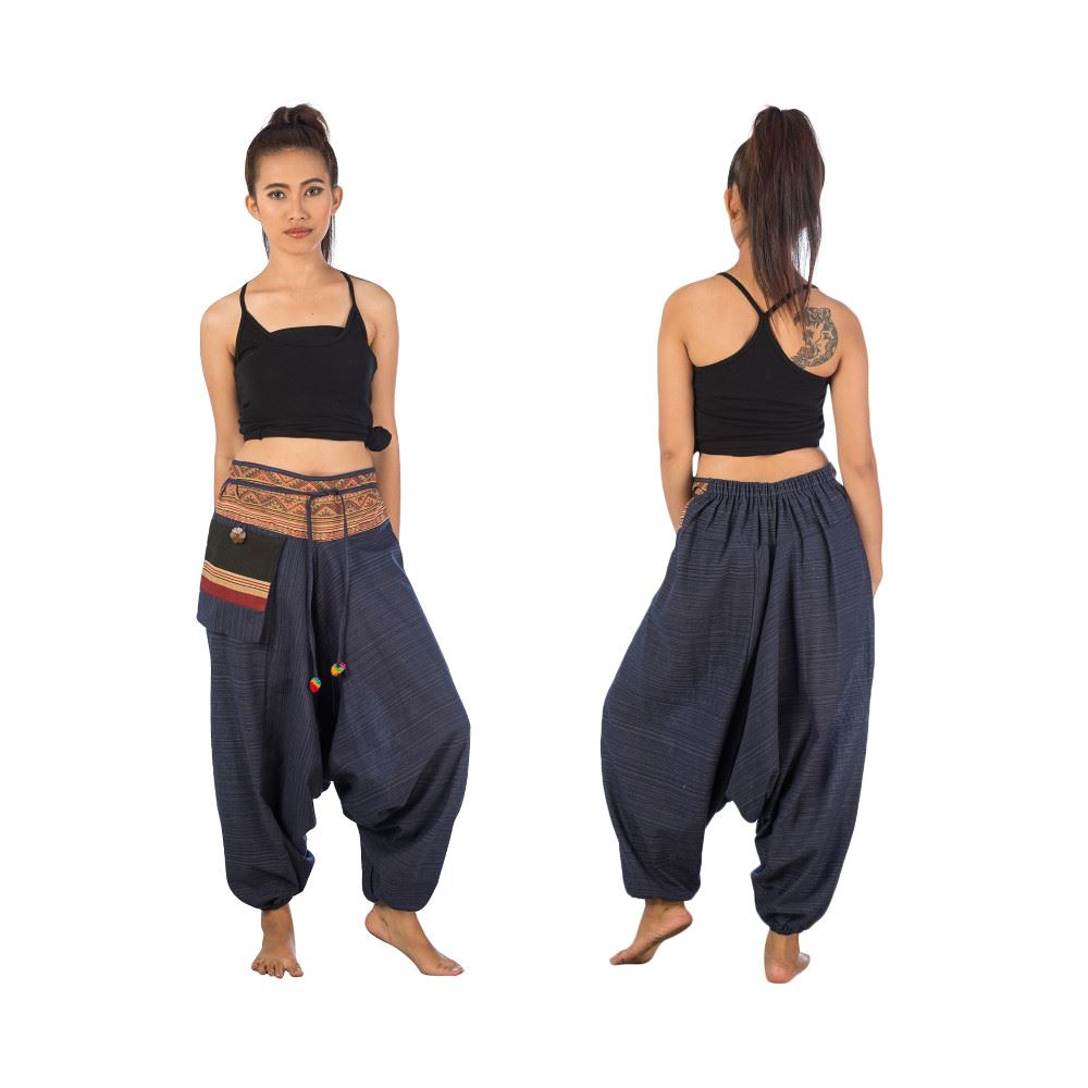 New Women39s Big Baggy Fashion Harem Pants Casual Trousers Cross Pants