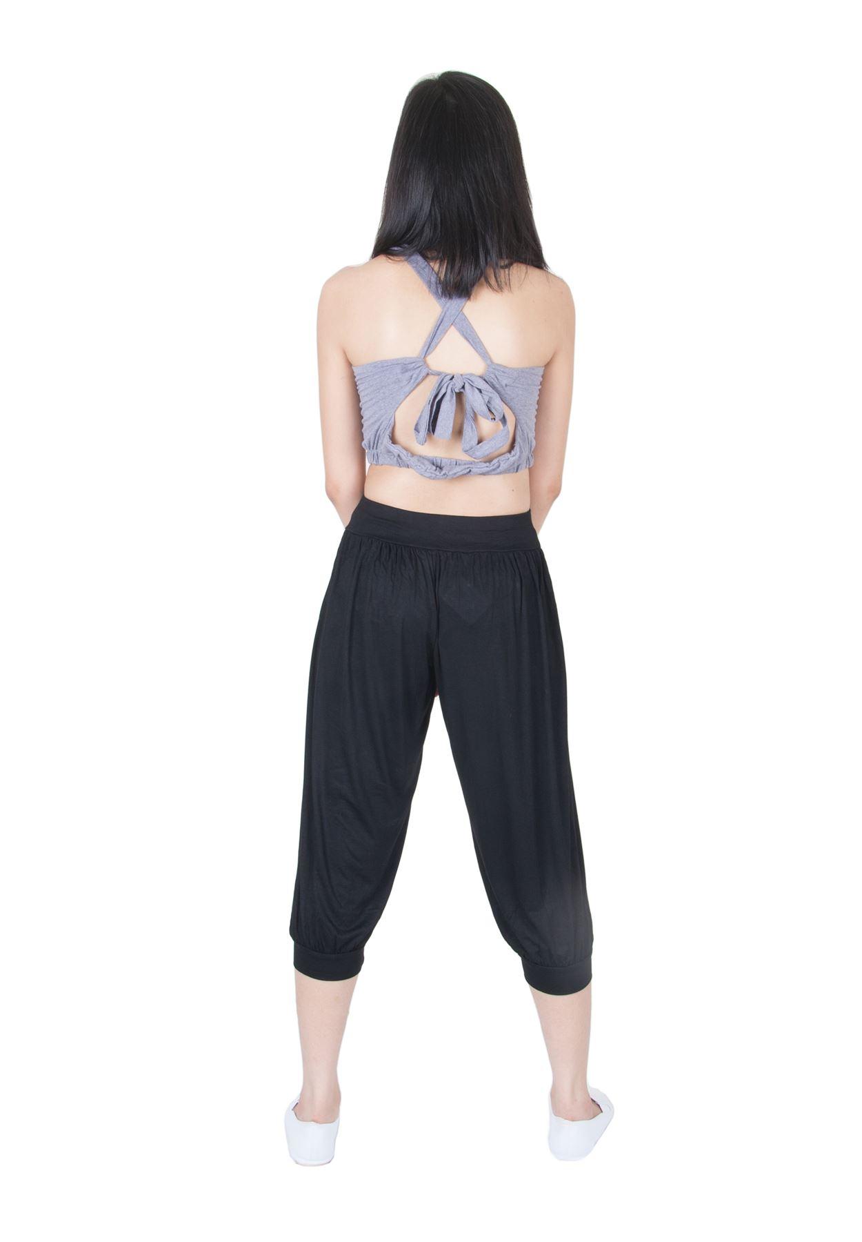 capri spandex pants - Pi Pants