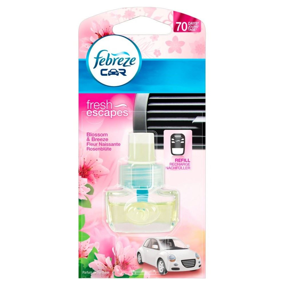 febreze auto lufterfrischer refill bl te und brise ebay. Black Bedroom Furniture Sets. Home Design Ideas