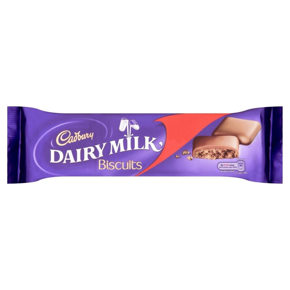 Cadbury Dairy Milk Biscuits (100g)