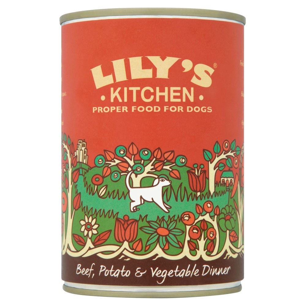 Lily S Kitchen Proper Food For Dogs Beef Potato Ebay