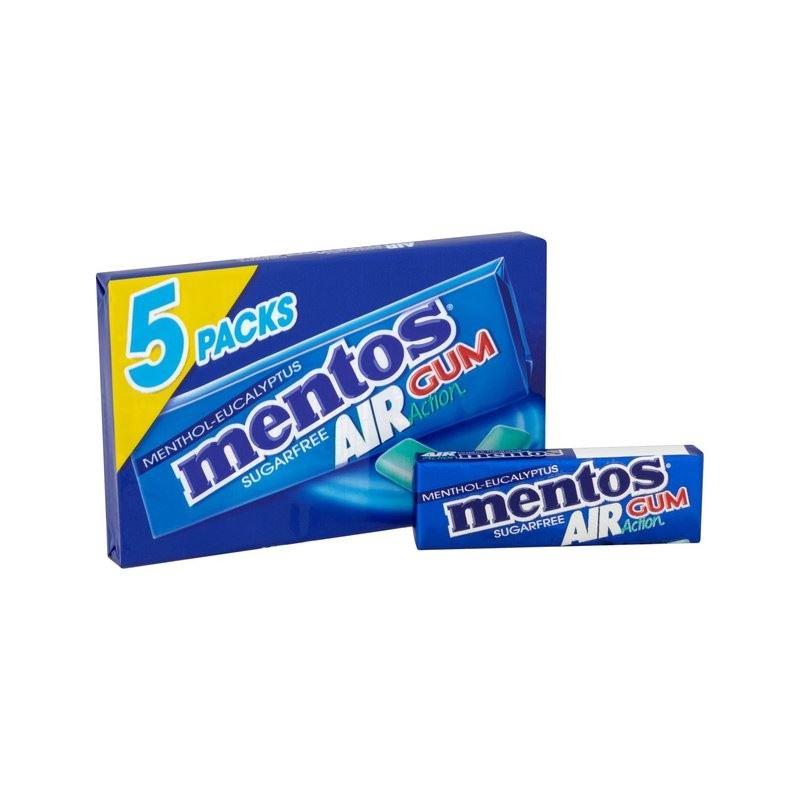 Mentos Gum Air Action 5 x 13g
