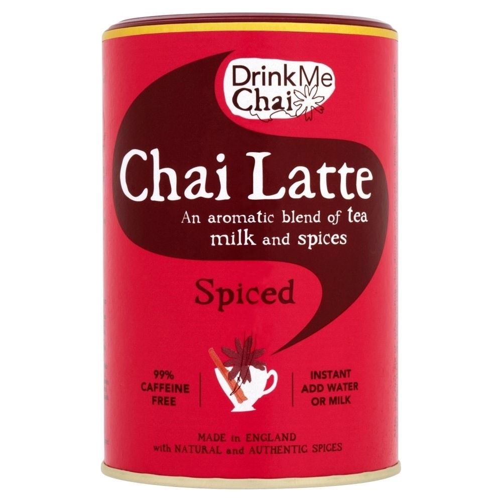 me spiced chai latte 250g additional information drink me spiced chai ...