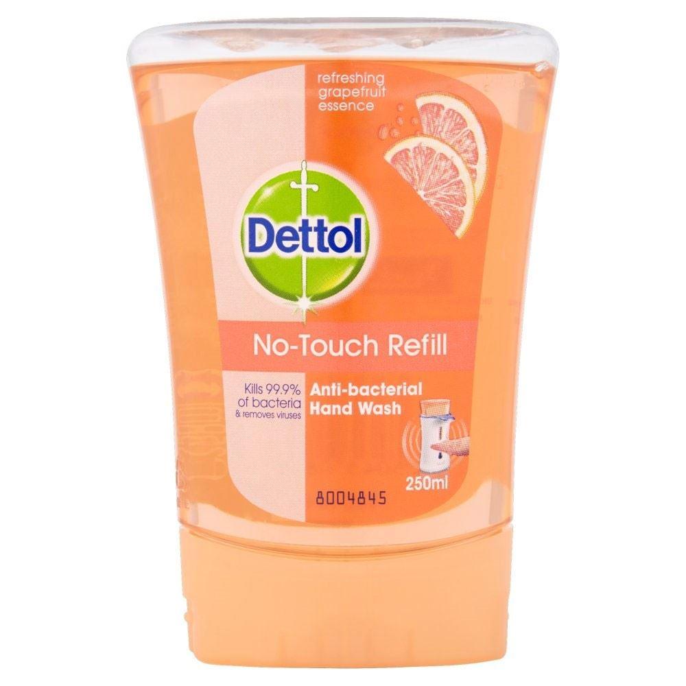 Dettol Healthy Antibacterial No Touch Hand Wash Grapefruit