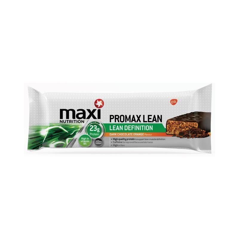 Maxinutrition Dietbar Promax, Chocolate Orange 60g