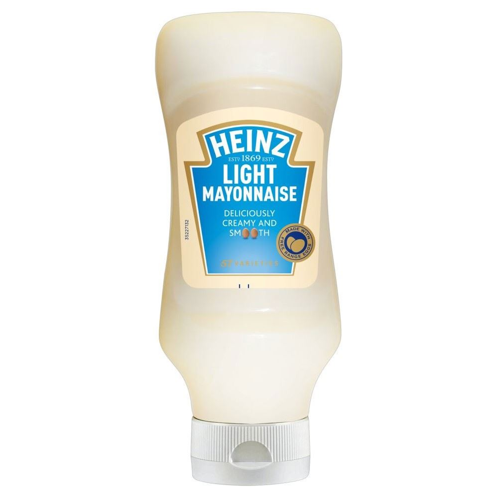 Heinz Light Mayonnaise (580g) | eBay