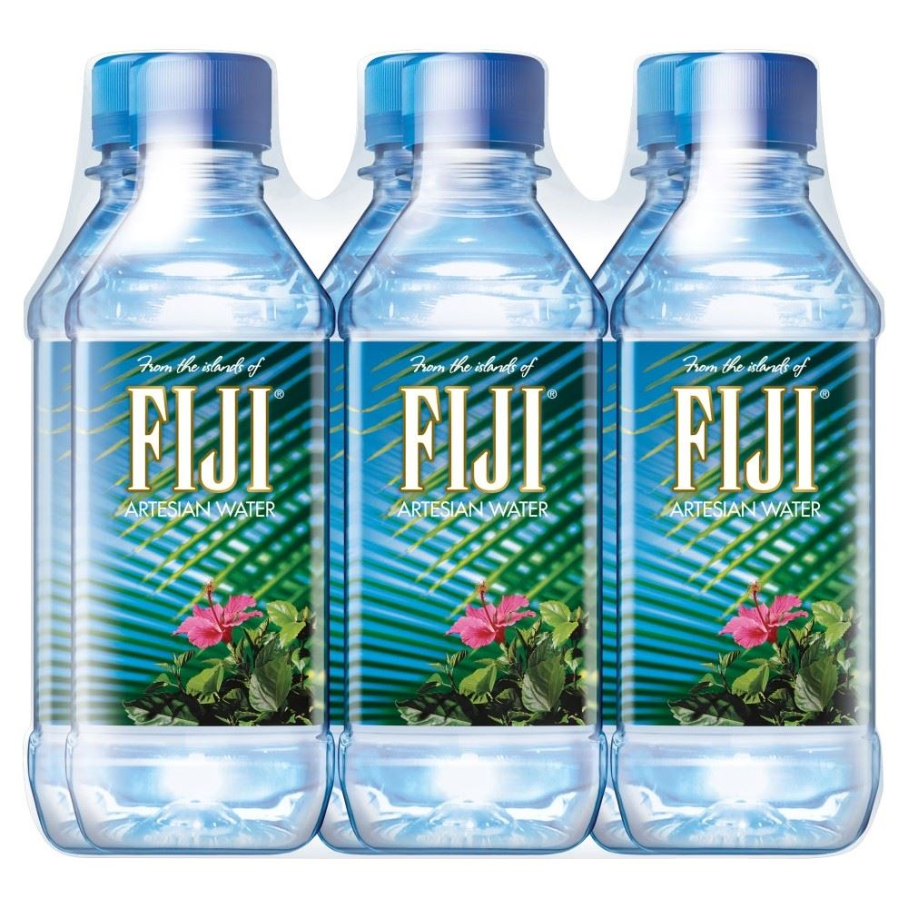 Fiji Natural Artesian Water 16 9 Fl Oz Pack Of 24 Bottles: Fiji Natural Mineral Water (6x330ml)
