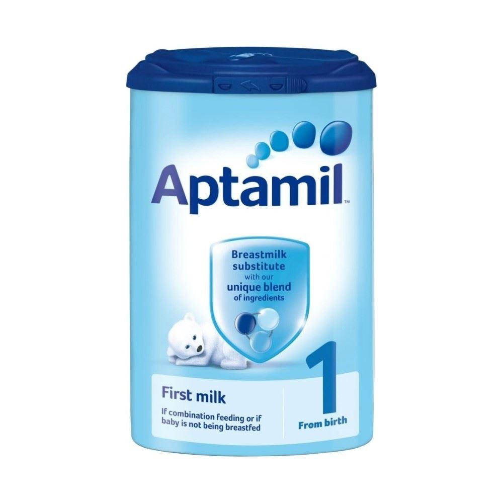Aptamil First Infant Milk Powder from Birth Onwards Stage ...