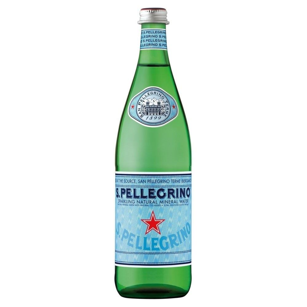 Sparkling Natural Mineral Water Health