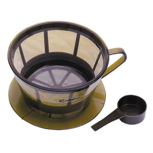 filtre caf et un ensemble de cuill re parfait pour une tasse ebay. Black Bedroom Furniture Sets. Home Design Ideas