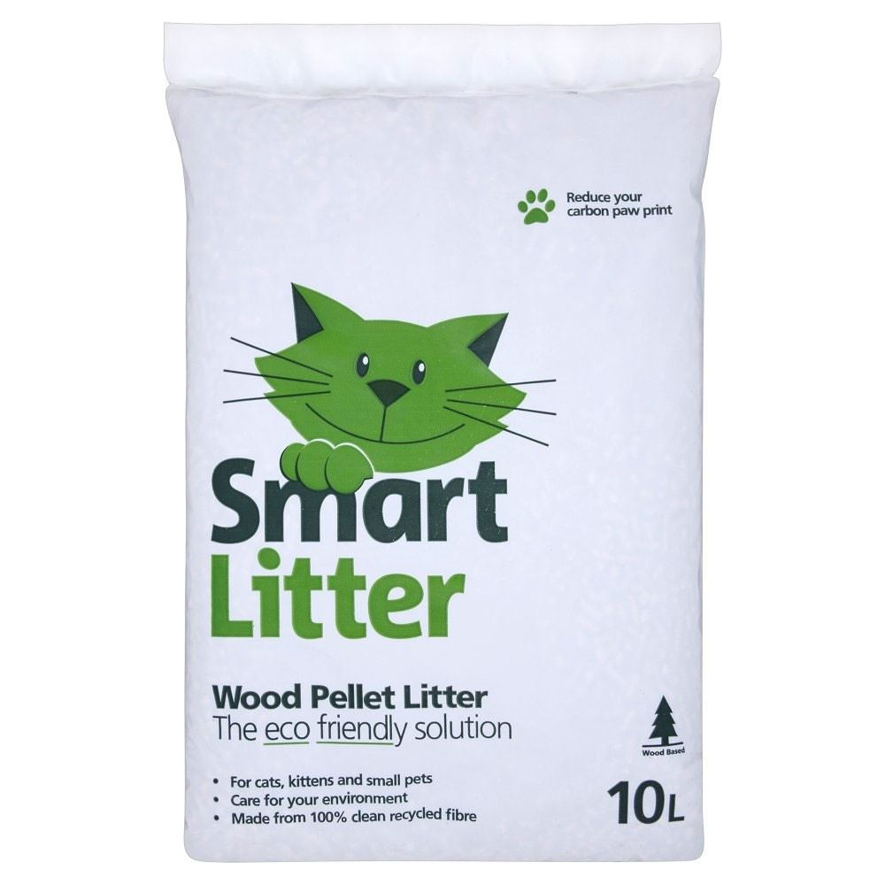 Wood Cat Litter L