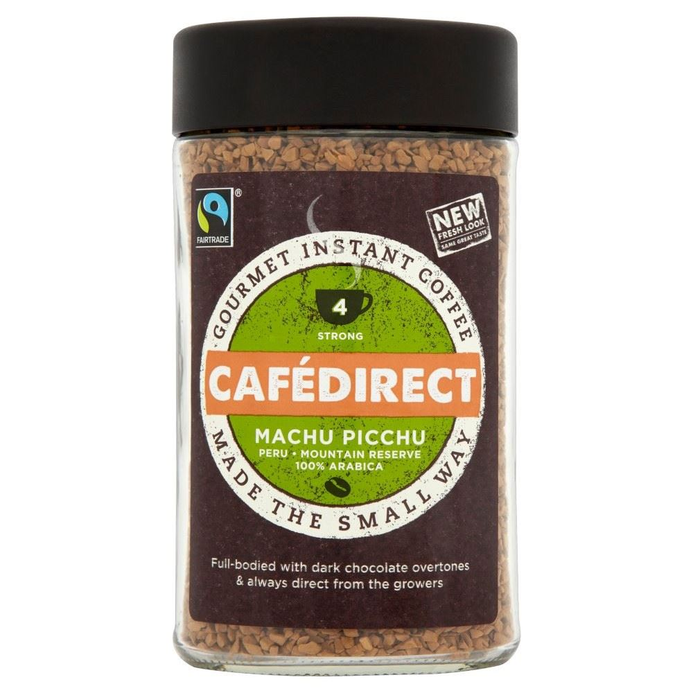 Cafedirect Machu Picchu Coffee
