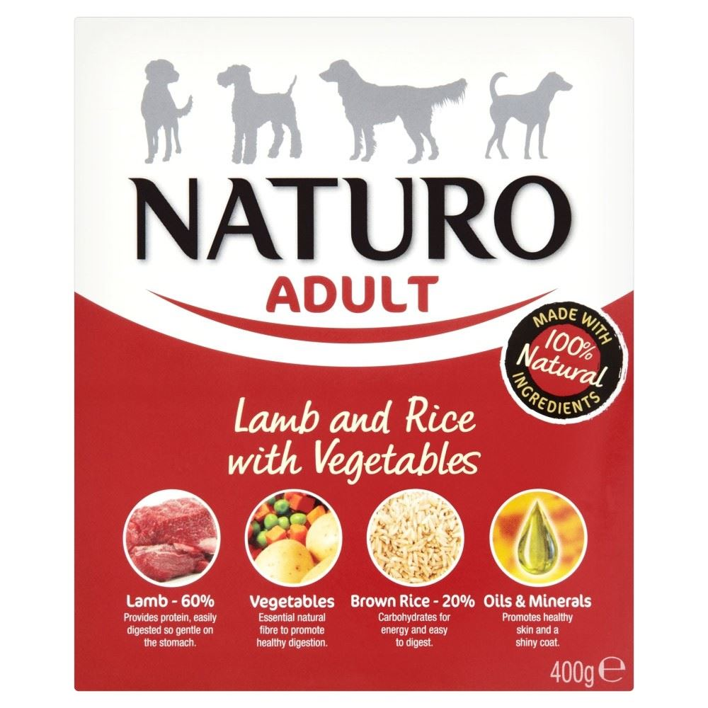 Naturo Dog Food Uk