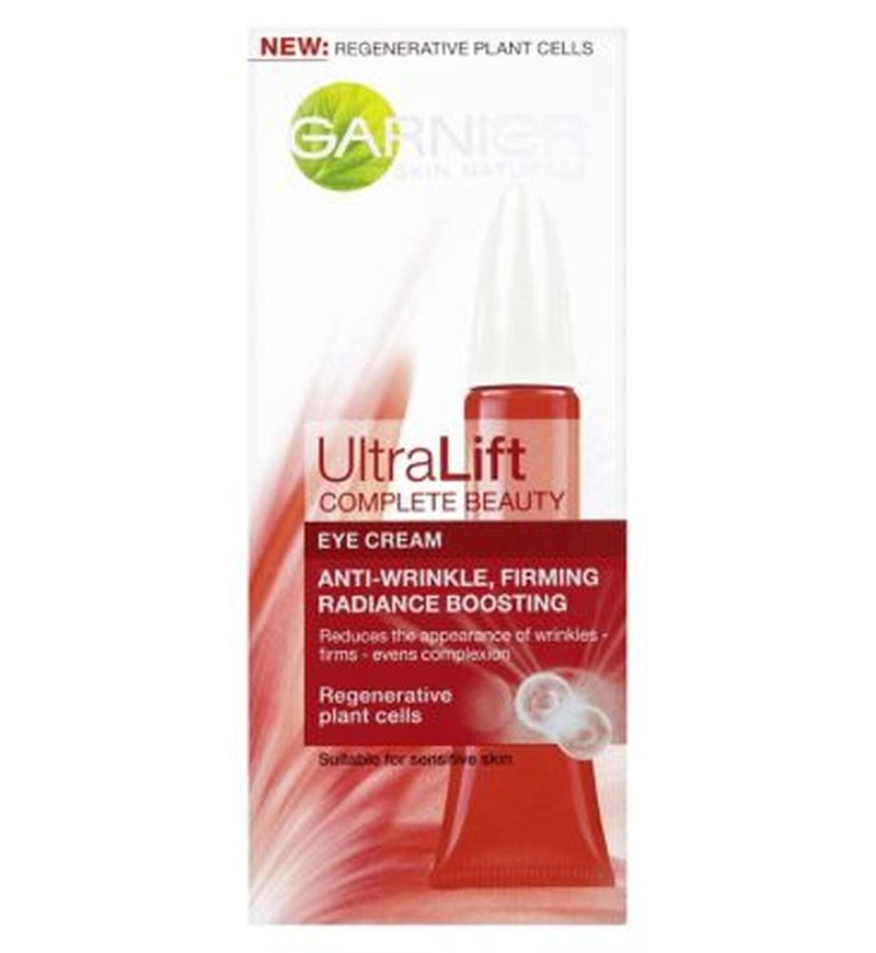 Garnier Skin Naturals Ultralift Anti Wrinkle Firming Eye Cream Ml