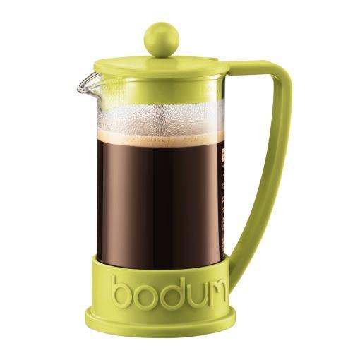 bodum brazil franz sische presse 3 cup kaffeemaschine 0 35 l 12oz lime green ebay. Black Bedroom Furniture Sets. Home Design Ideas