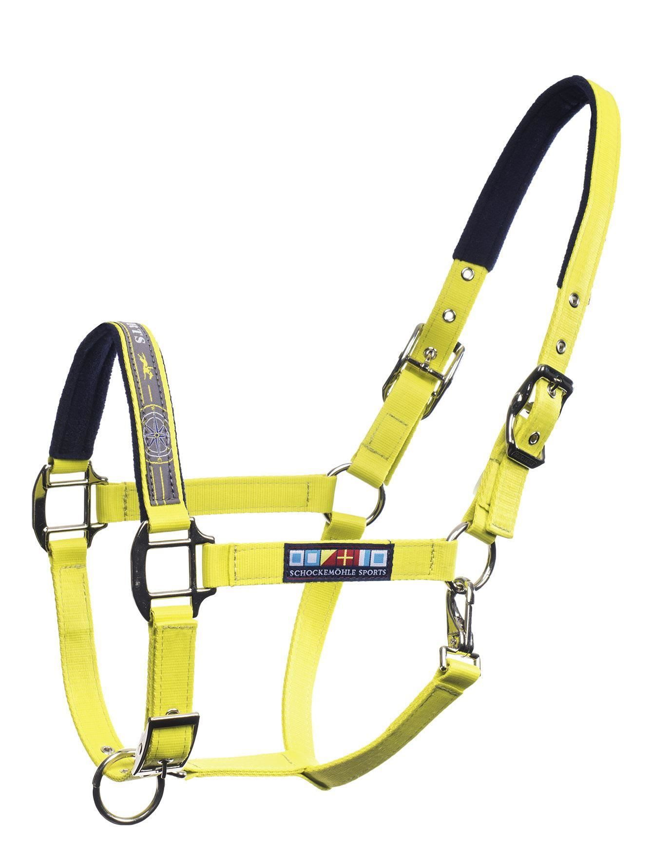 Schockemohle Memphis Headcollar / Halter - All Colour and Sizes - Summer 2015