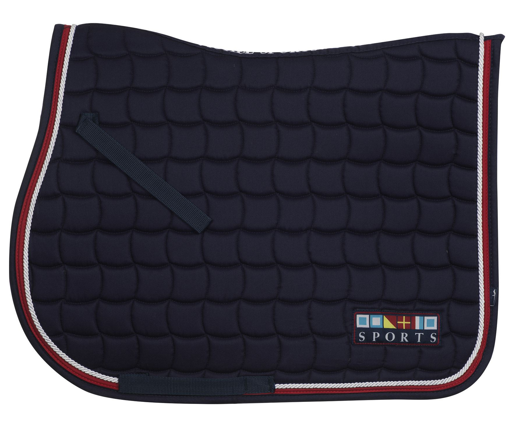 Schockemohle Dynamic Style Saddle Cloth - Jumping - Summer 201515