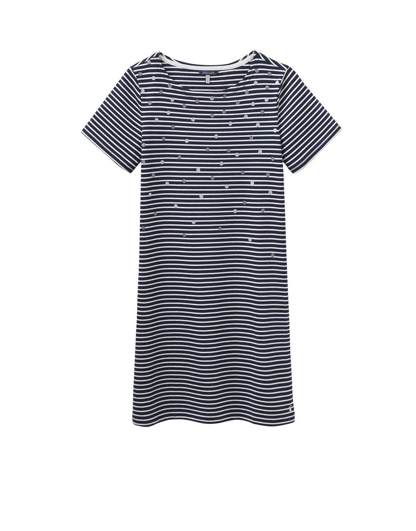 Joules Riviera Luxe Jersey T Shirt Dress Ebay