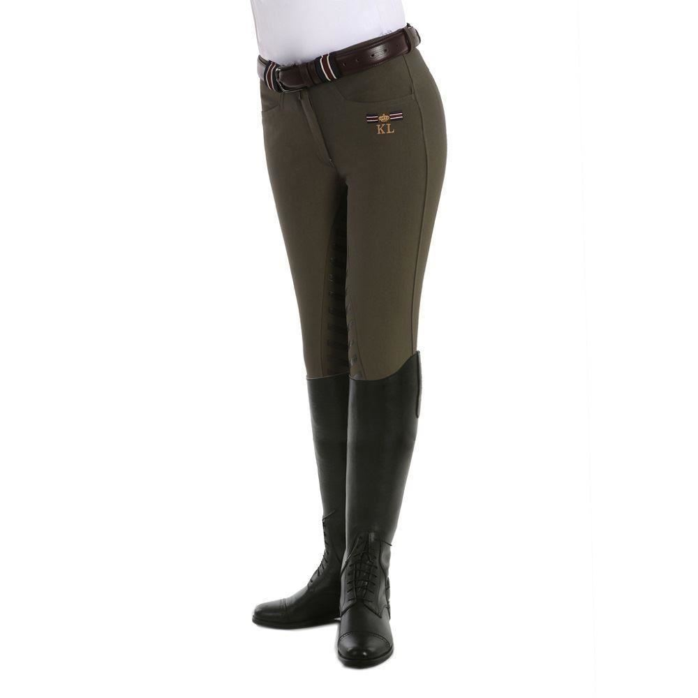 Kingsland Kelly Full Seat / Silicone Full Grip Breeches New for SS15