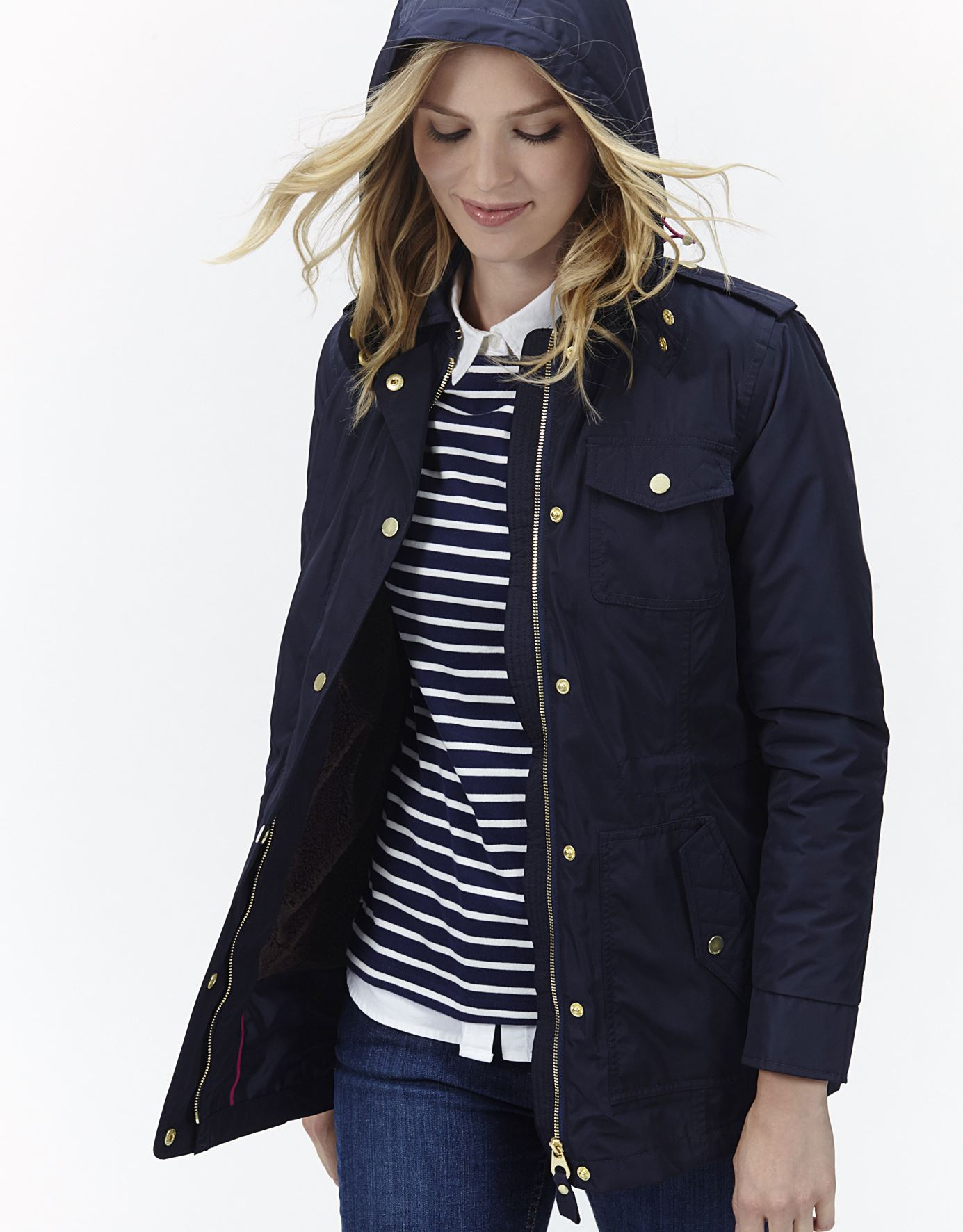 joules winchester womens 3 in 1 jacket aw 2015 ebay. Black Bedroom Furniture Sets. Home Design Ideas