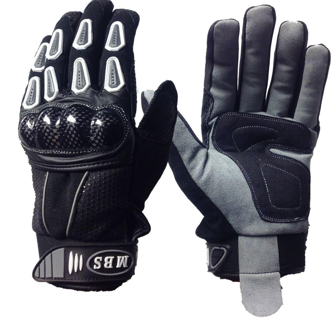 Motorcycle knuckle gloves - New Mbsmoto Off Road Enduro Motocross Racing Motorcycle