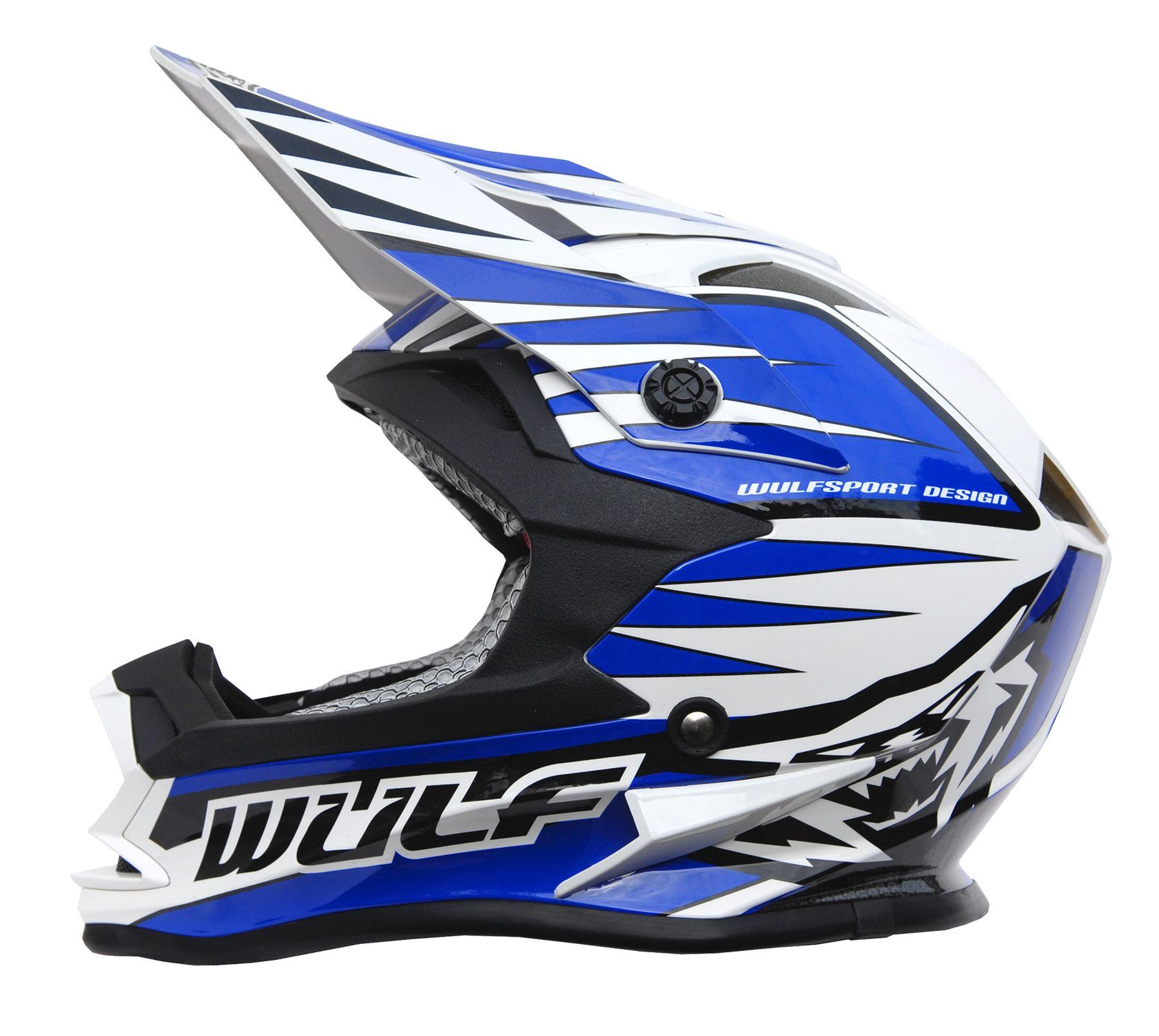 Wulfsport Cub Kids Youth Advance ACU Gold Off Road  : 9db9afec 91b1 43ce bfa8 69ba195cf5d9 <strong>Lightest Dot</strong> Motorcycle Helmet from www.ebay.co.uk size 1800 x 1608 jpeg 217kB