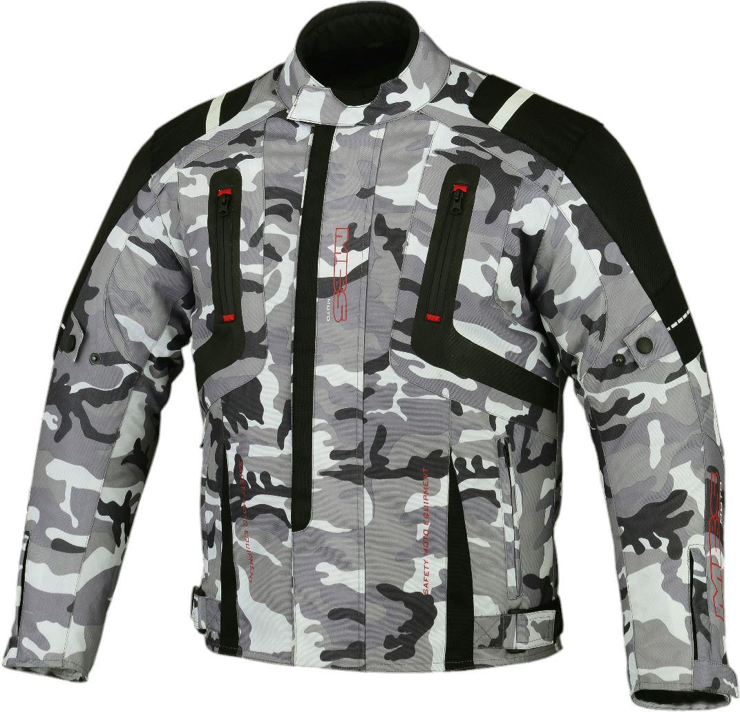 New-Camo-Cordura-Waterproof-Motorcycle-Motorbike-Scooter-Textile-Jacket