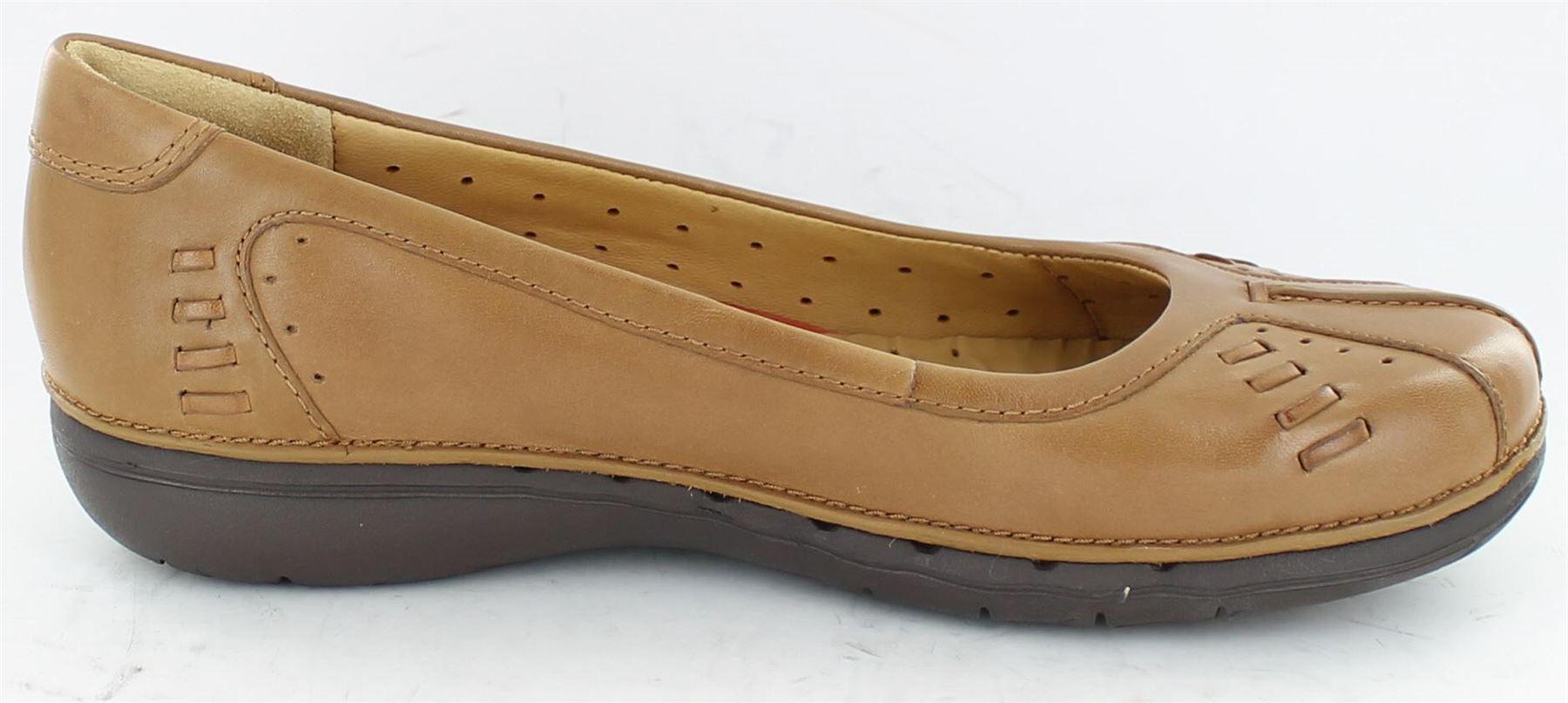 Clarks Unstructuref Unloop Slip On Shoes