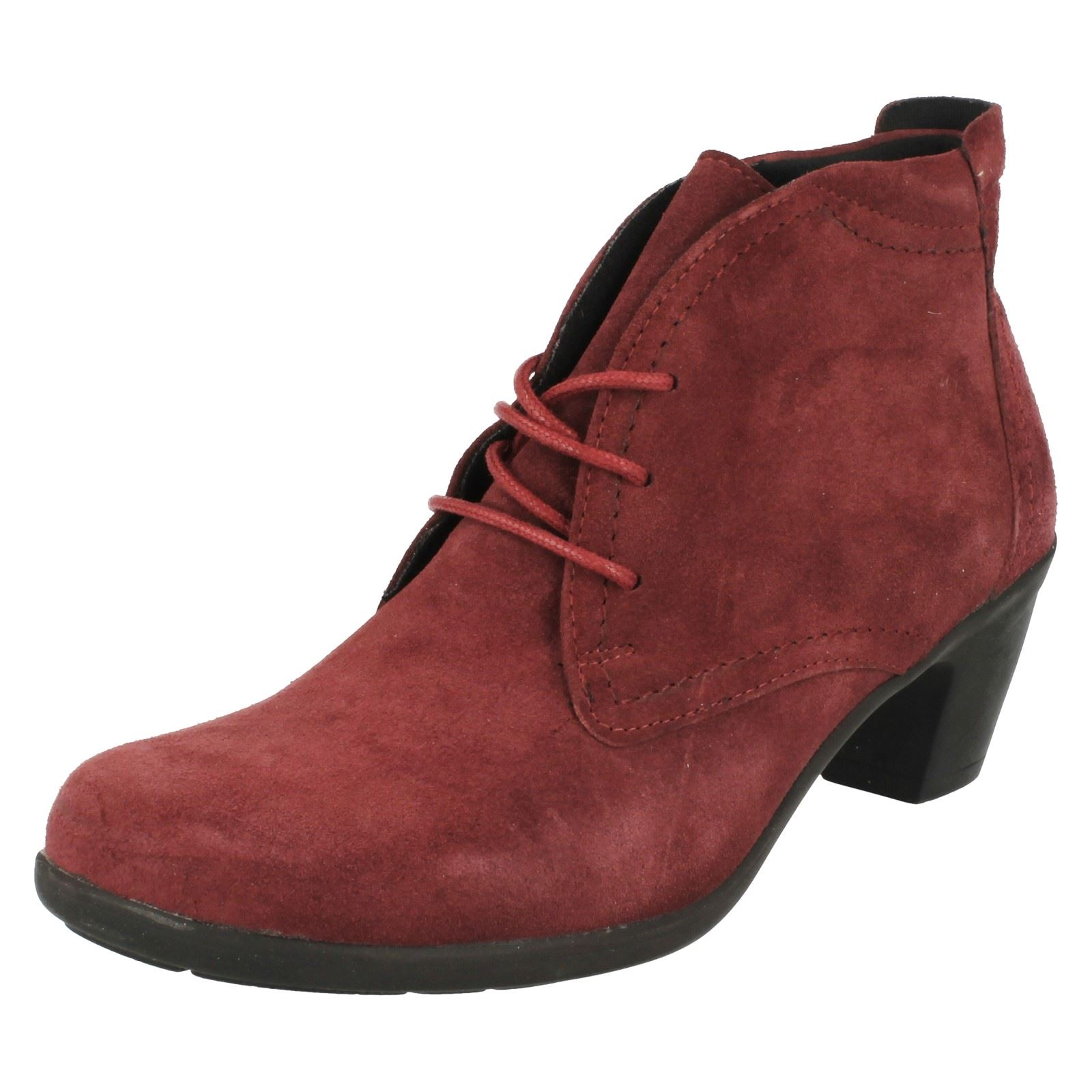 easy b wide fitting casual ankle boots jo ebay