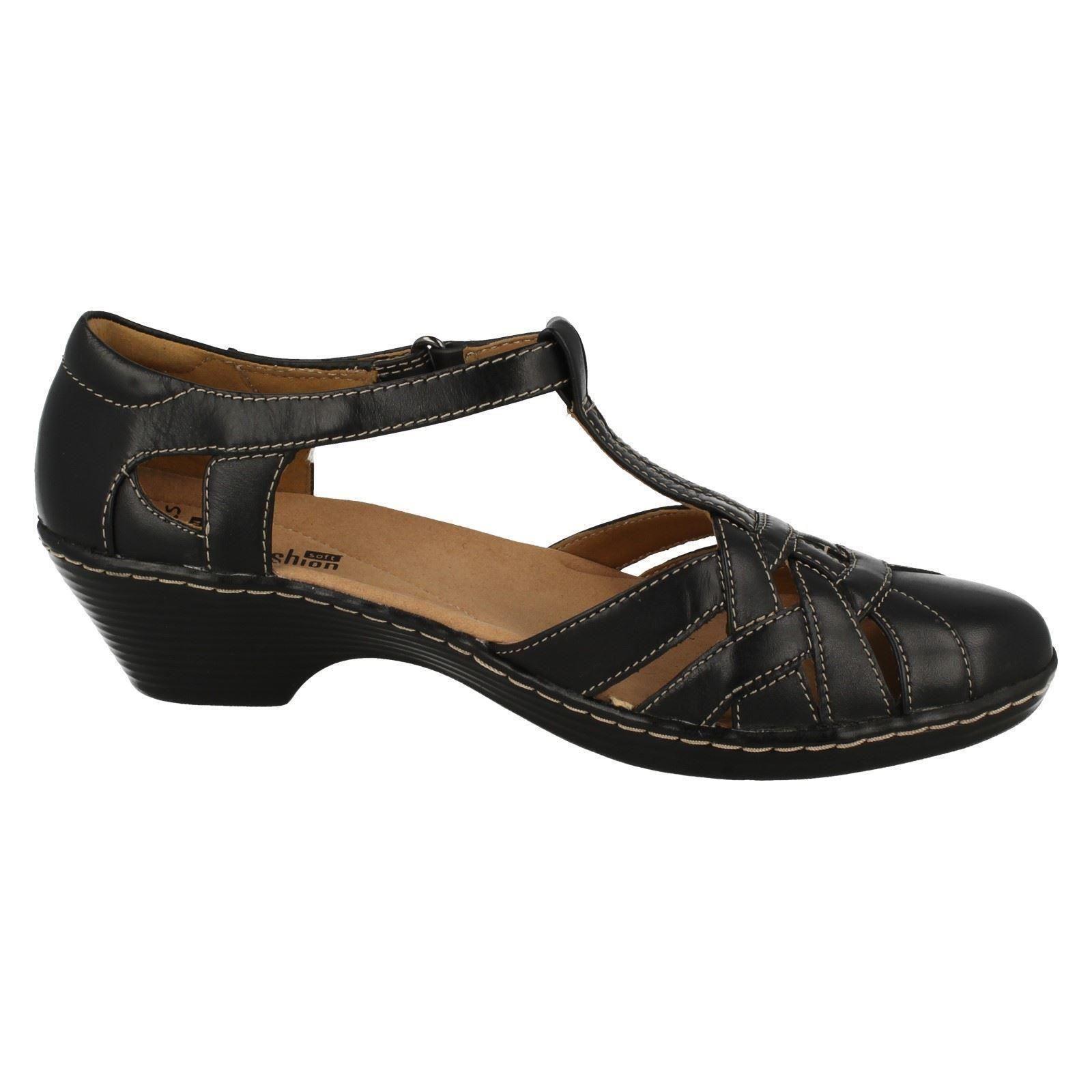 Clarks Low Heel Shoes