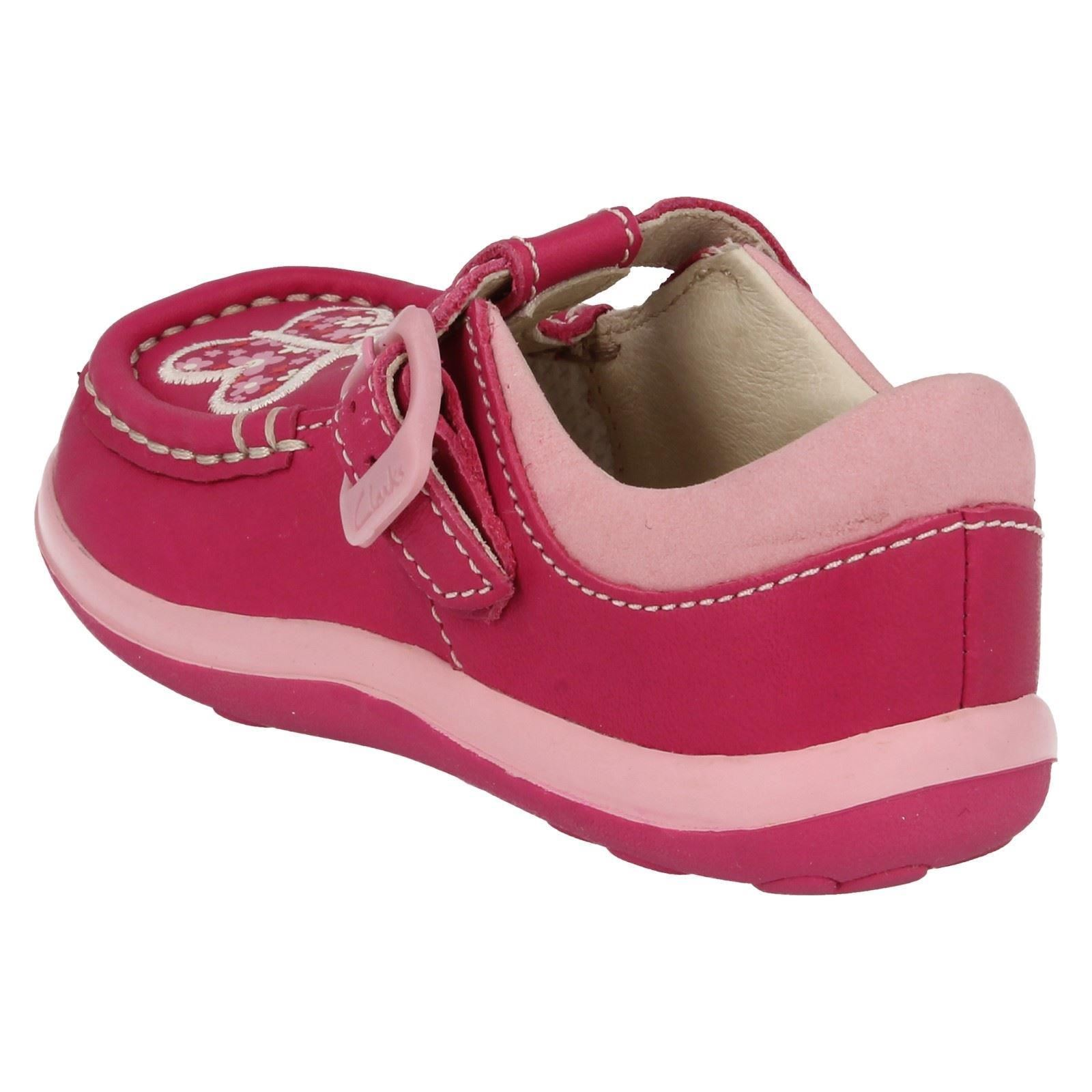 Clarks Baby First Walking Shoes