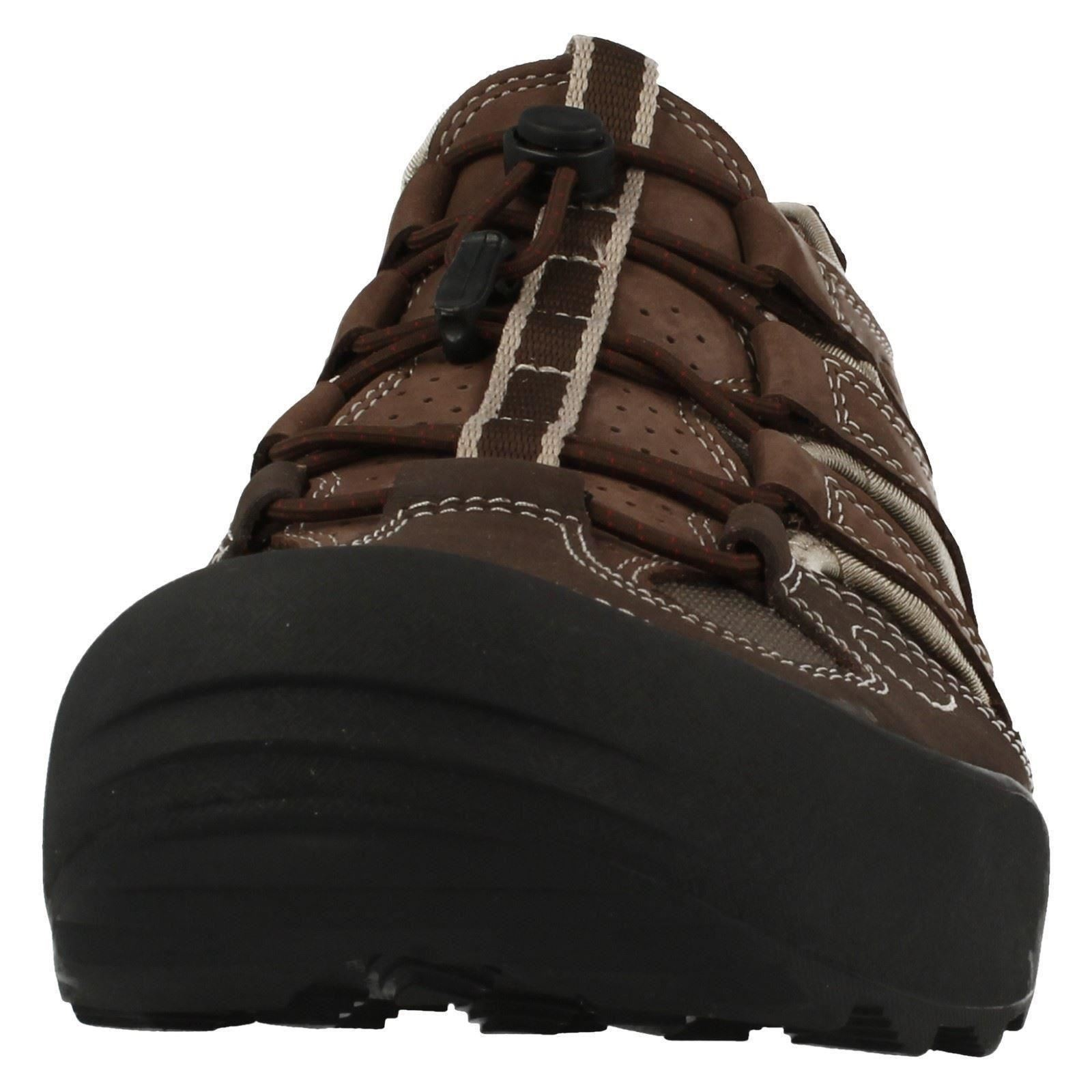 9e75cb695b1 Clarks Mens Active Wear Closed Toe Sandals Outlay Cove