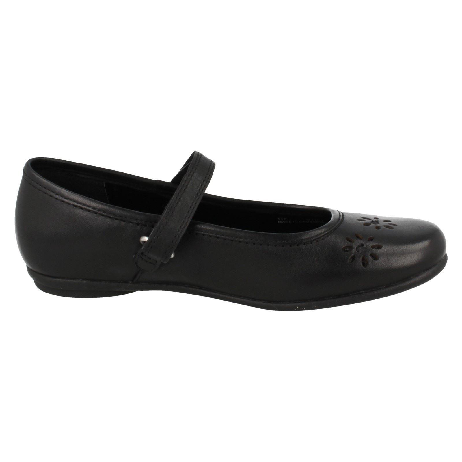 Clarks Daisy School Shoes