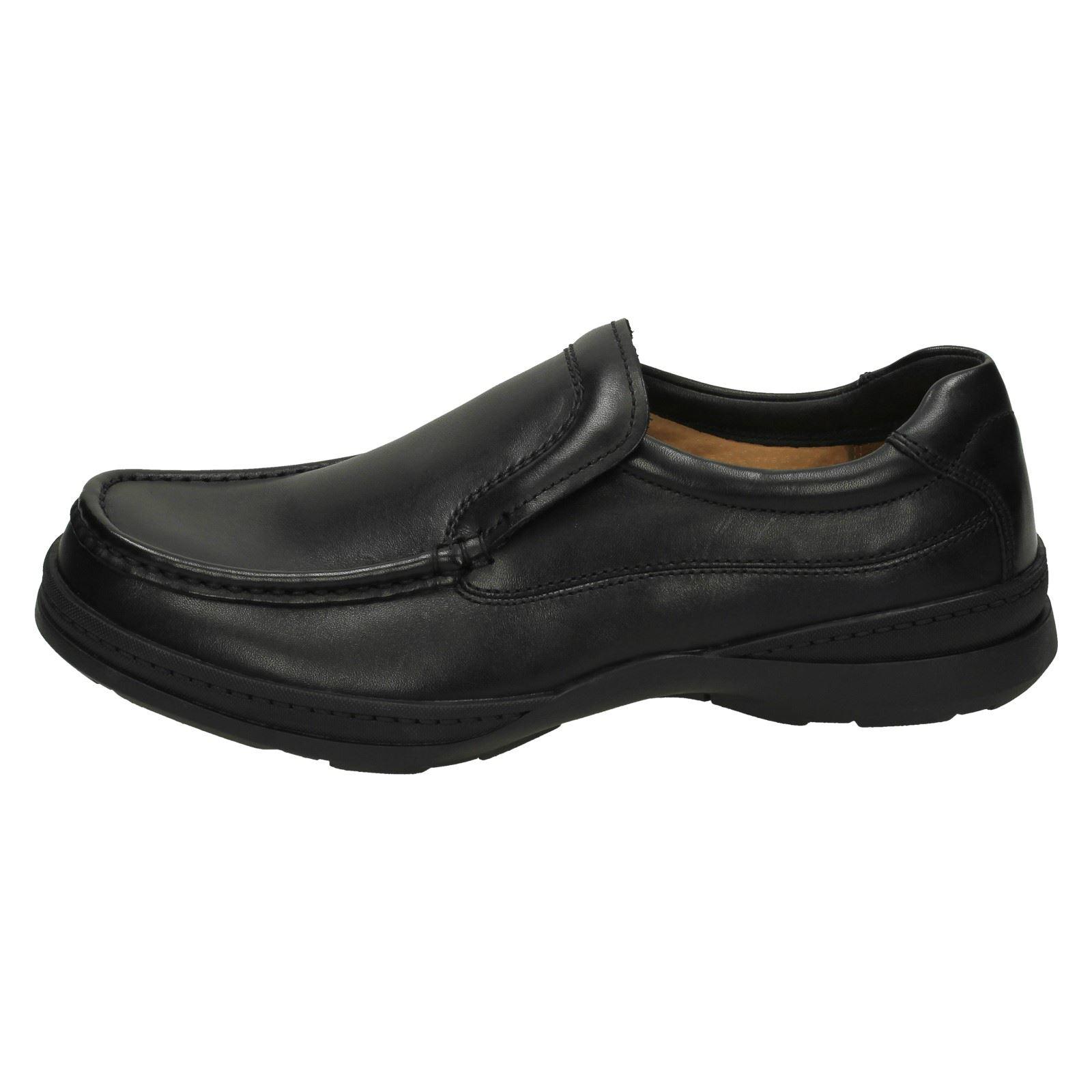 mens clarks line guide formal shoes ebay