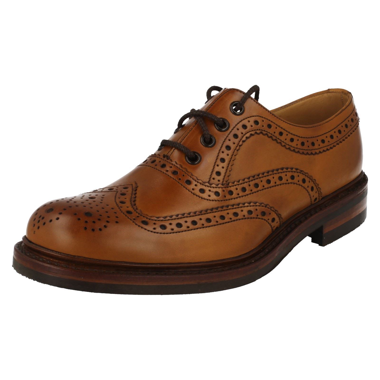 Brogue Country Mens Shoes