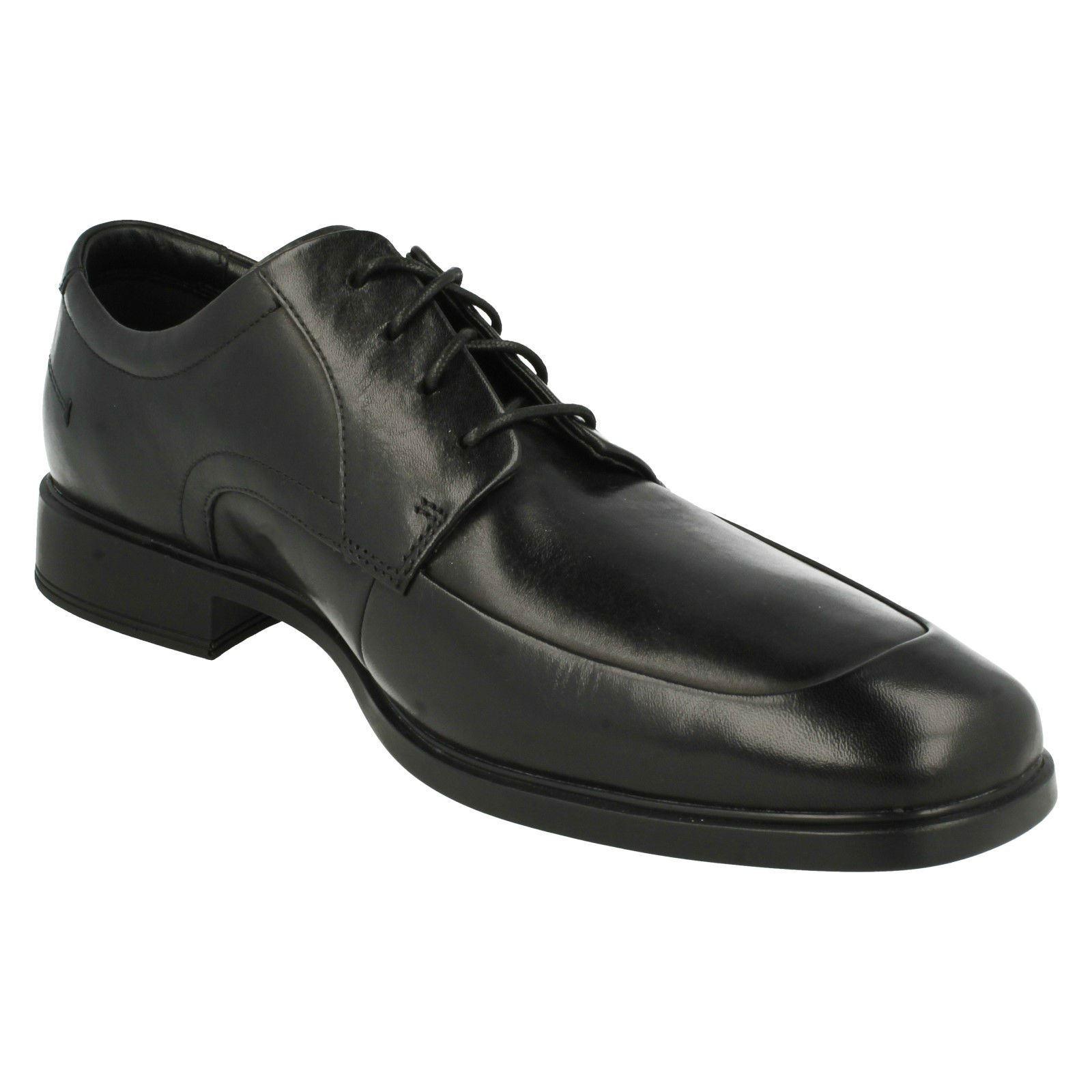 mens clarks formal lace up shoes global flex ebay