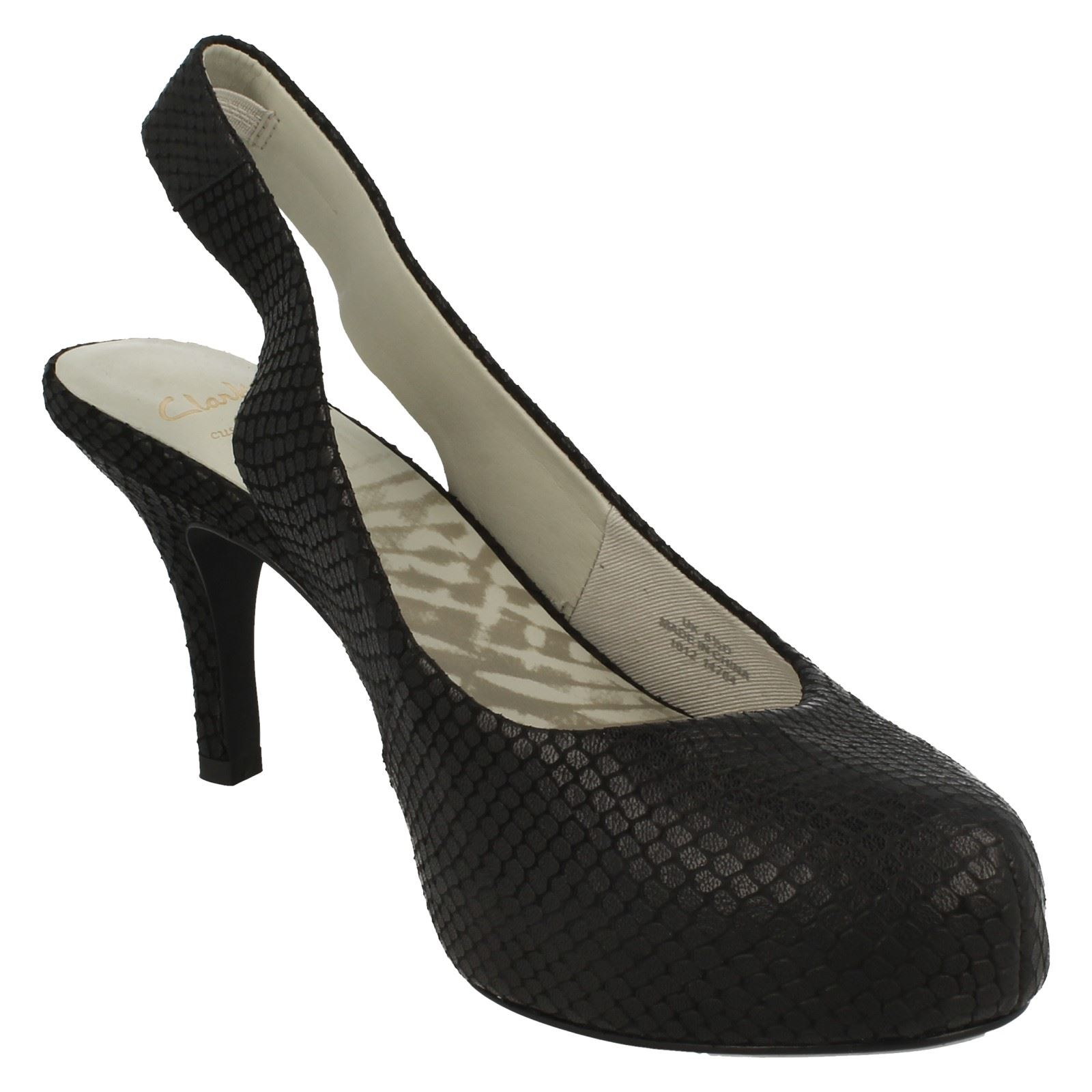 clarks high heel shoes drum major ebay