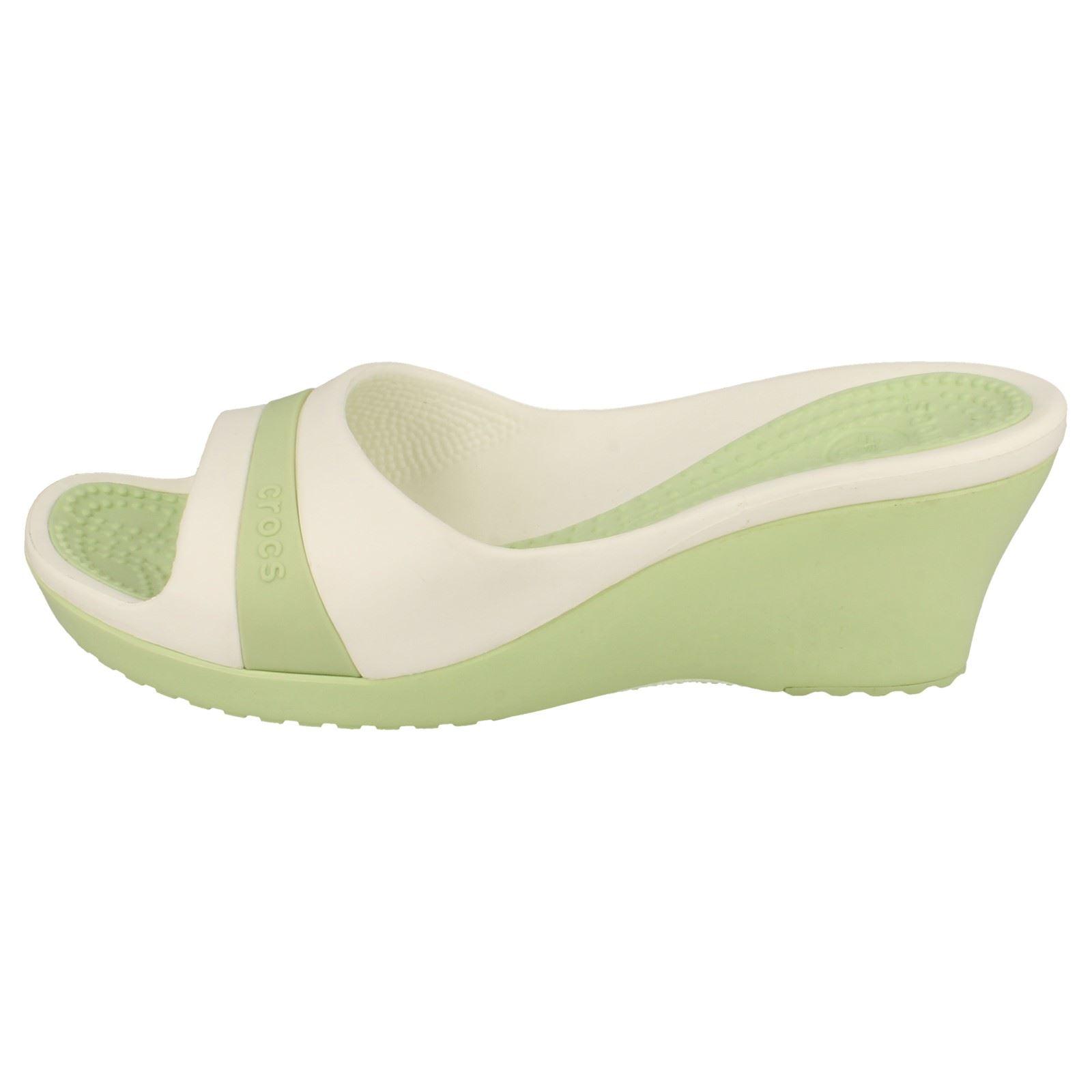 Crocs Sassari Sandals Shoes Black