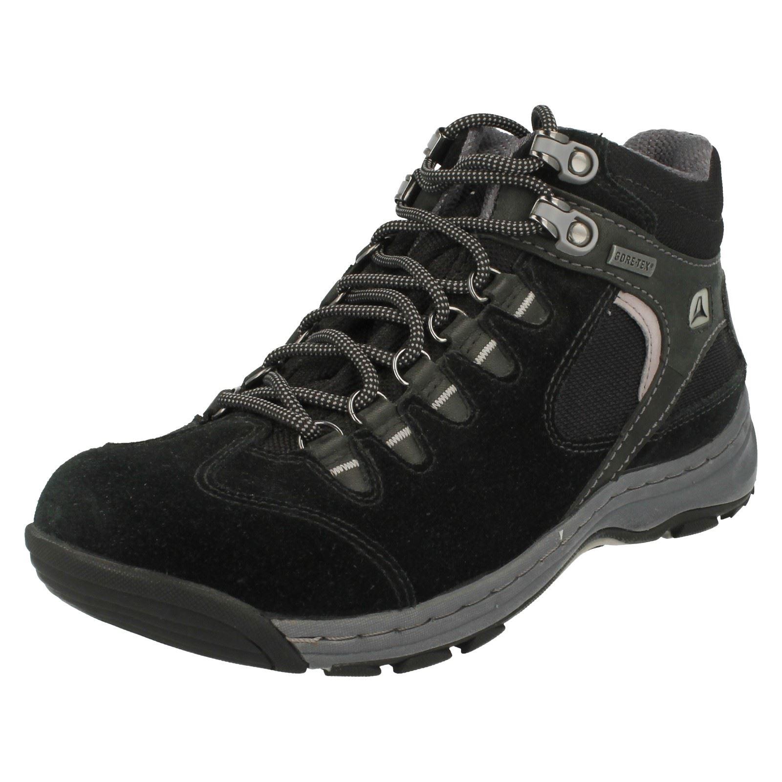 Ladies Walking Goretext Shoes