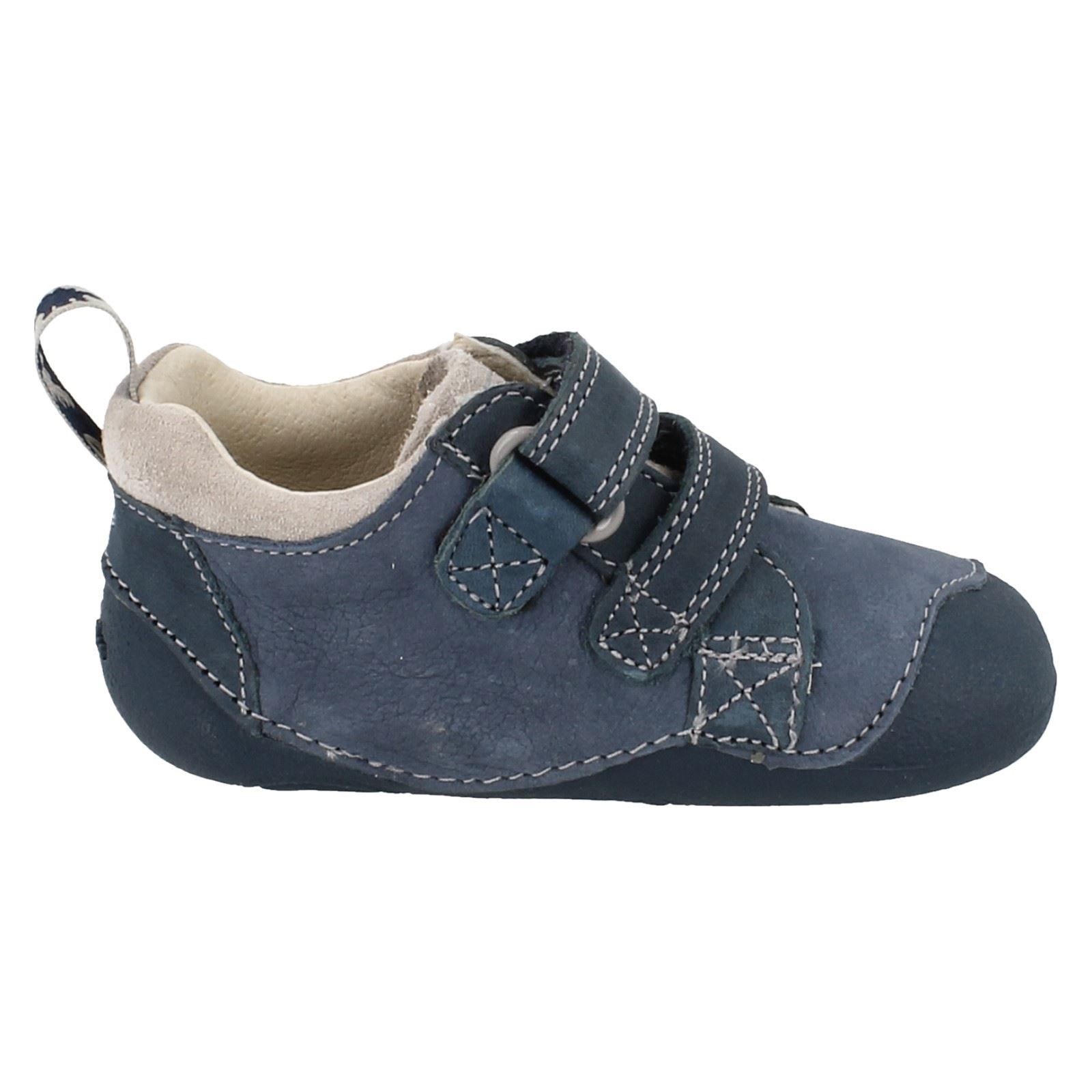 Clarks First Shoes Boys Infant Saurus Boy Casual