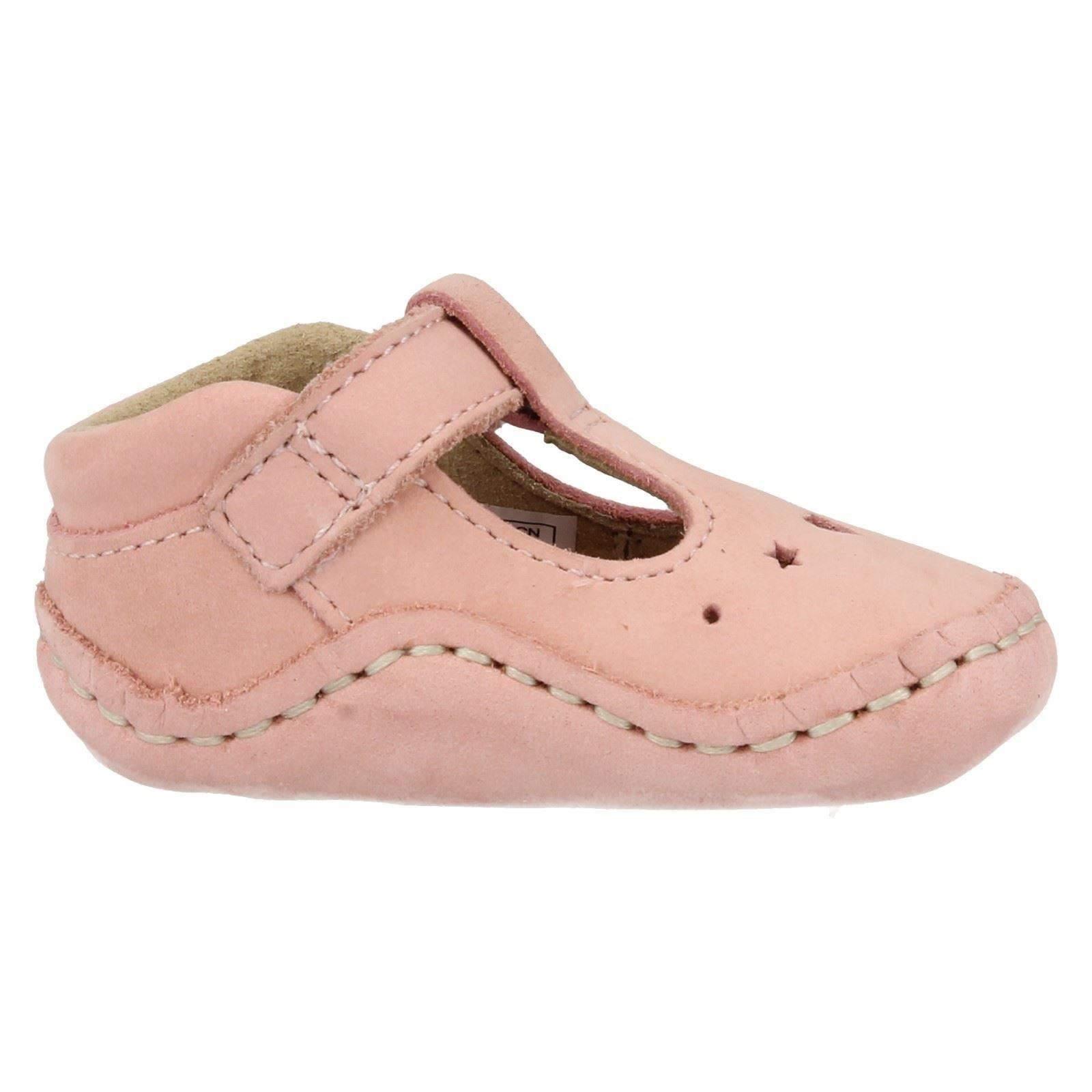 Clarks Baby Girls Pram Shoes Toy