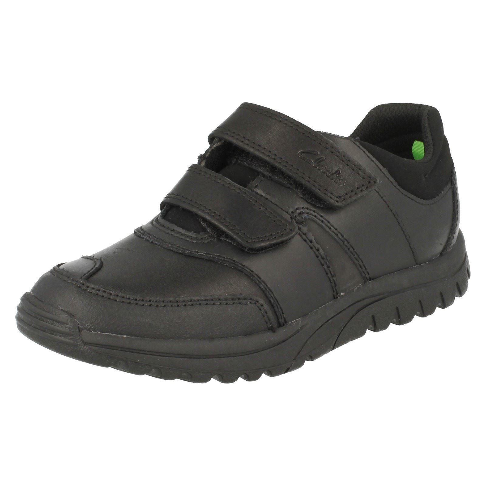 Clarks Boys Shoes School