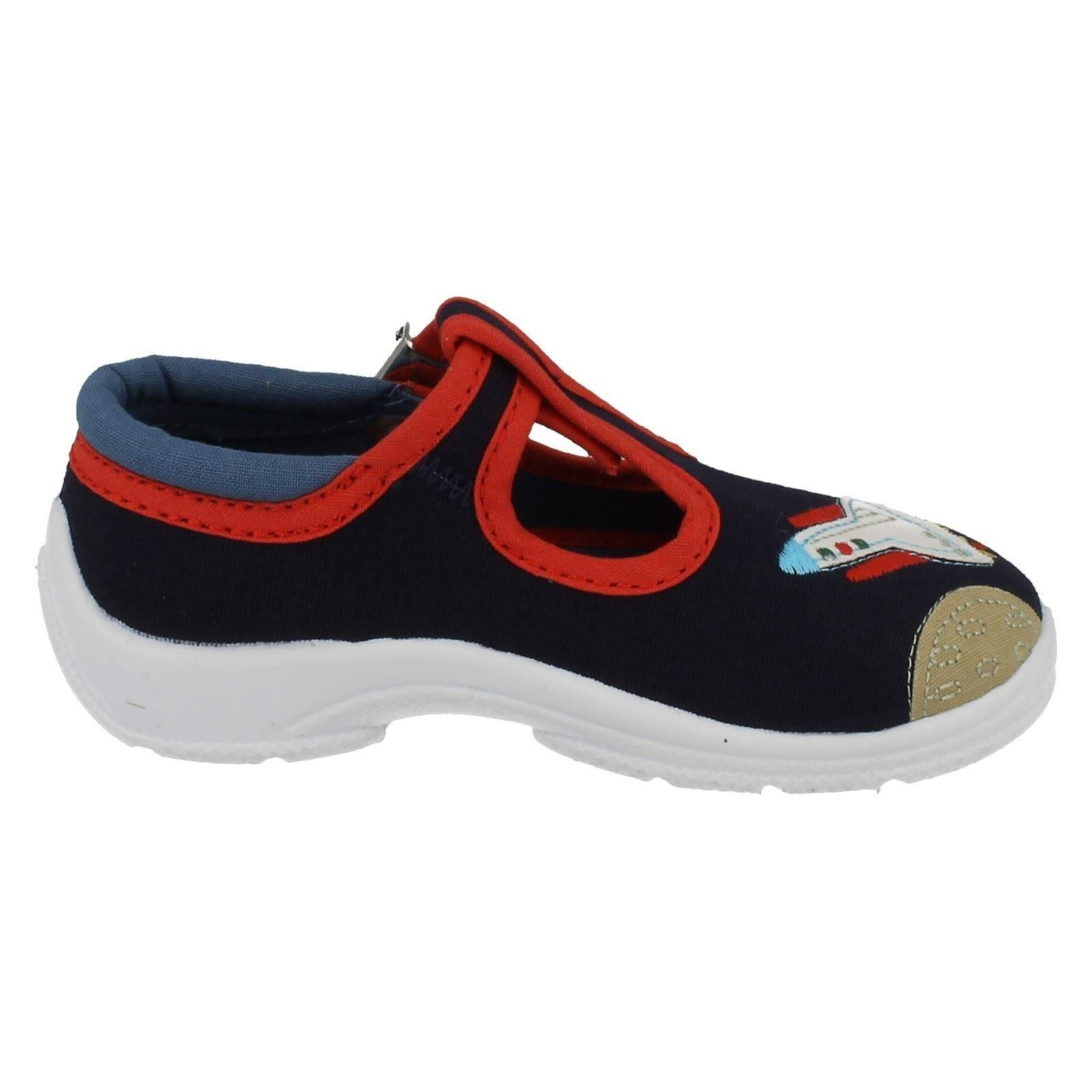 boys startrite canvas shoes space cadet ebay
