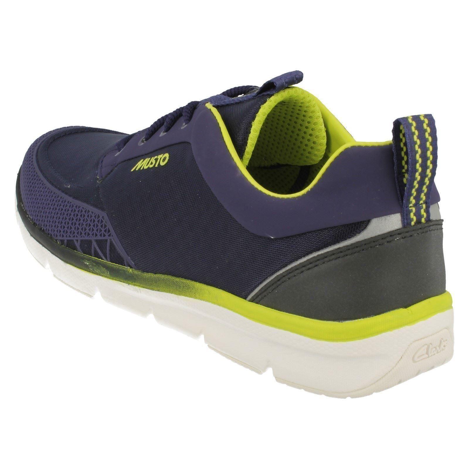 mens clarks musto sports shoes orson lite ebay