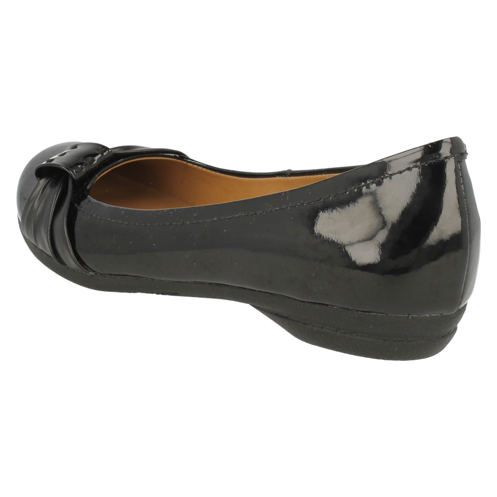 Clarks Ladies Flat Shoes - Discovery Bay | EBay